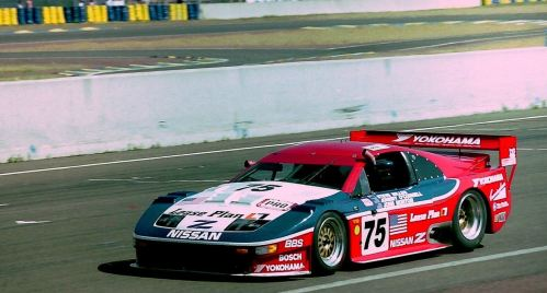 small resolution of both the z31 and z32 were entered in various motorsport events the z31 scored a trans am win in 1986 at lime rock and was raced in the imsa gt championship