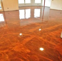 Ask us about our Metallic Epoxy Floor Coatings!