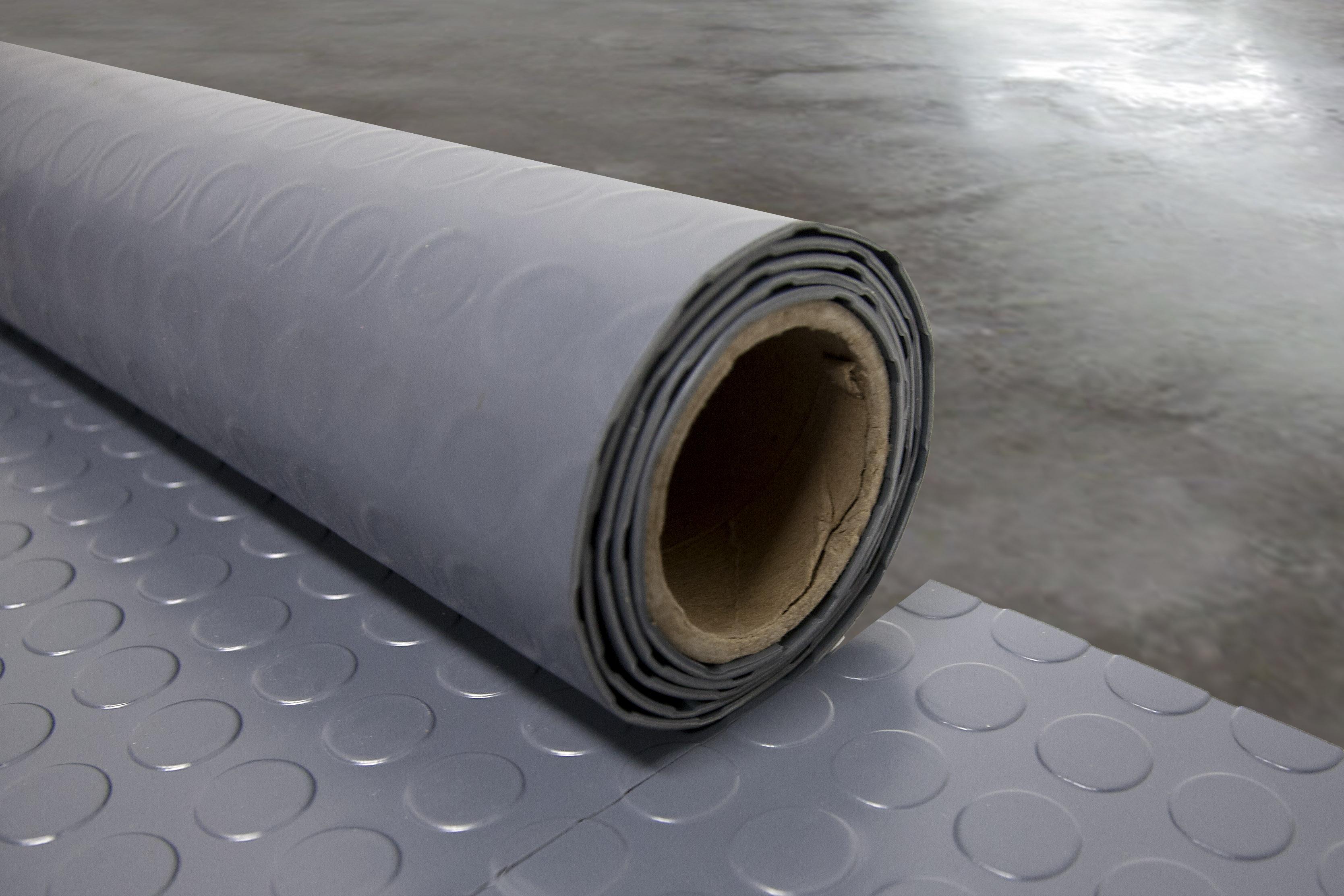 Can I Put A Garage Floor Mat Over My Epoxy Floor?  Garage