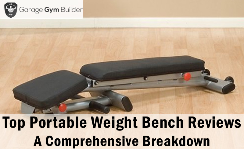 Best Portable Weight Bench Review 2017 Best Fold Up