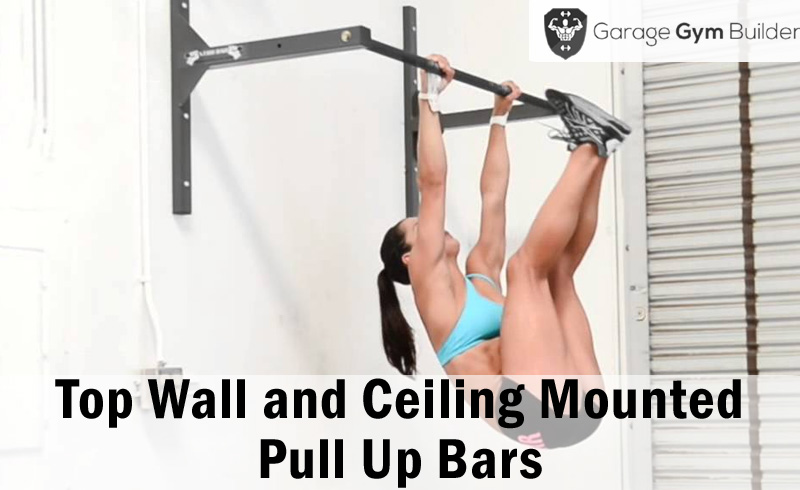 Best Wall and Ceiling Mounted Pull Up Bars August 2018