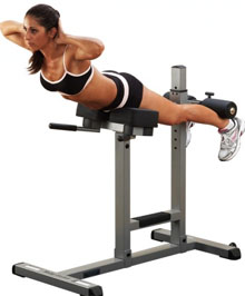 diy roman chair plush baby 3 workouts for a sexy stomach and toned glutes exercise two twisting hyperextension