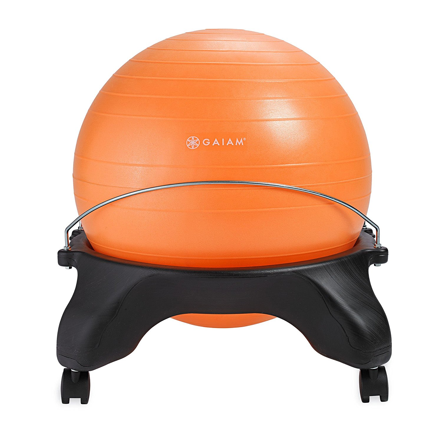 Gaiam Balance Ball Chair Best Exercise Balance Ball Chairs Review 2018
