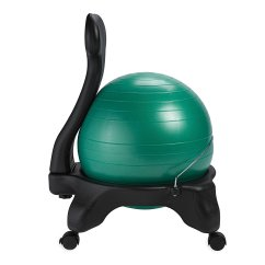 Yoga Ball Chair Reviews Hanging Outdoor Chairs Best Exercise Balance Review 2018