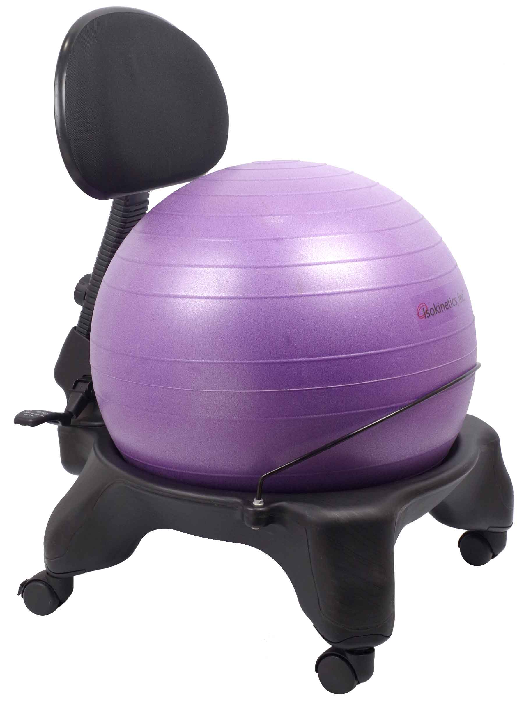 Exercise Ball Desk Chair Best Exercise Ball Chair Reviewed Rated 2019 Garage Gym Ideas