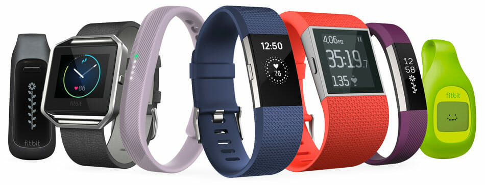 Best Fitbit Fitness Trackers Reviewed - Garage Gym Builder
