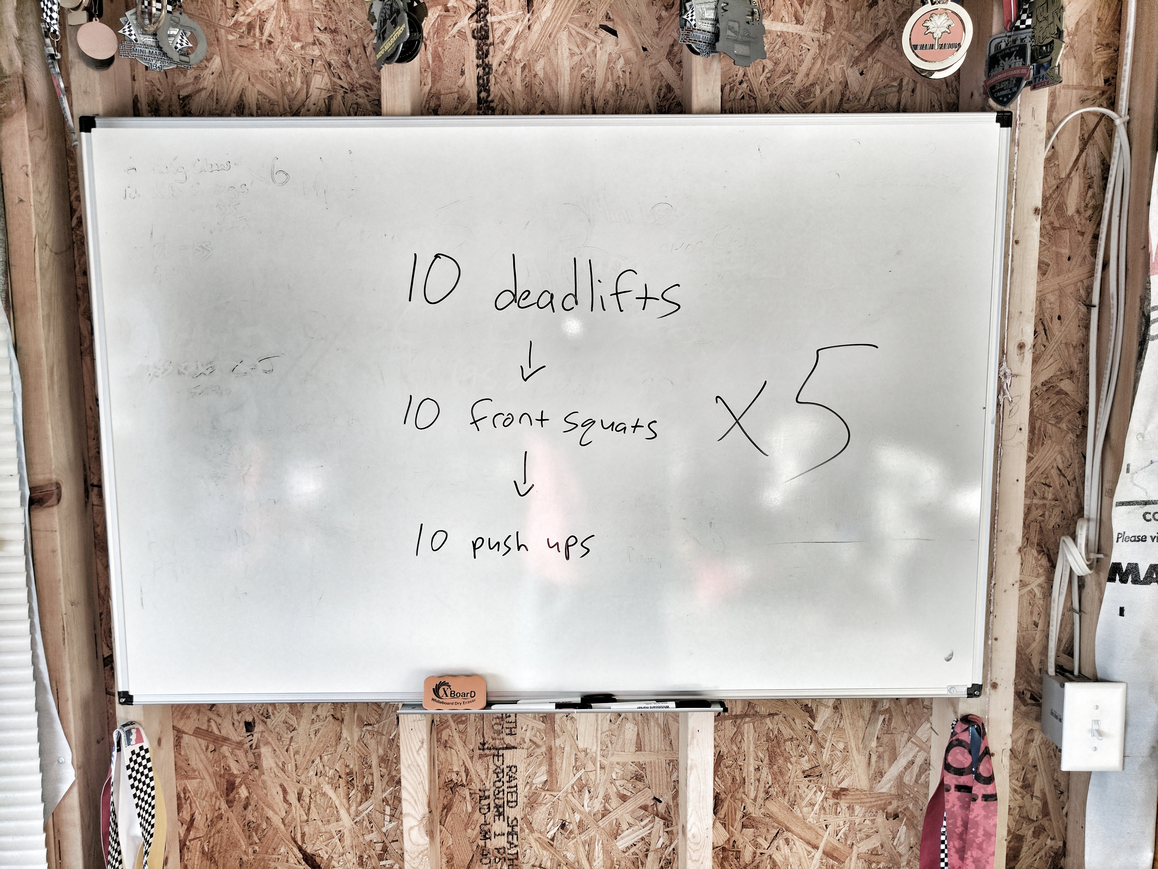 Cheap garage gym mirrors and installation youtube