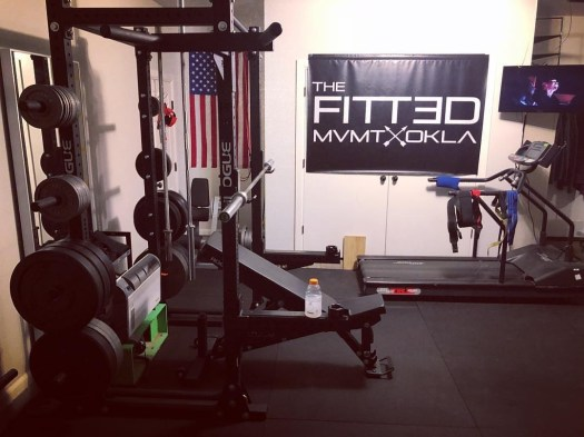 Garage gym flipping u2013 garage gym experiment