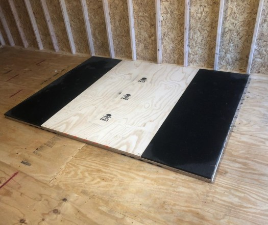 Diy Weightlifting Platform Instructions Via Pw23 Fitness