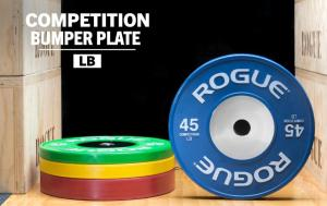 Rogue Competition Bumper Plate