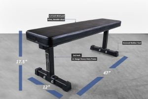 Rep FB-3000 Flat Bench