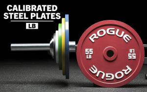 Rogue Calibrated Steel Plates