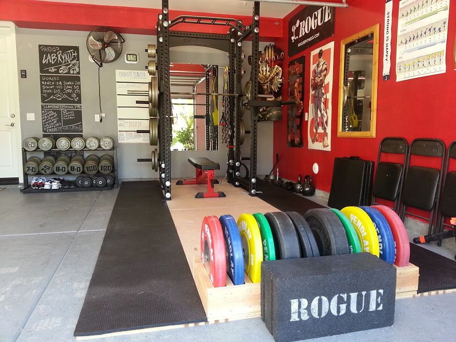 Garage Gym Benefits The Top 8 Benefits
