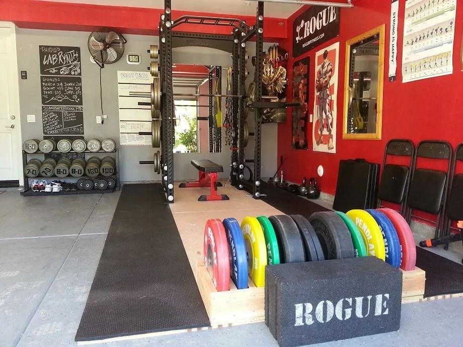 Garage Gym Benefits The Top 8 Benefits