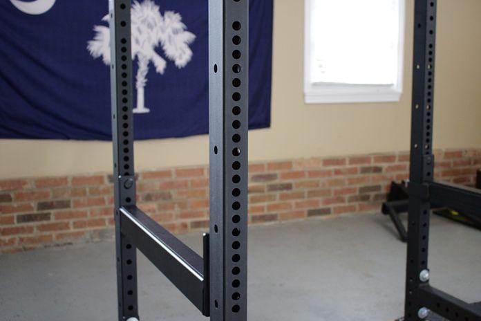 Rogue r power rack review garage gym lab