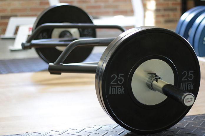 Intek functional trap bar review garage gym lab