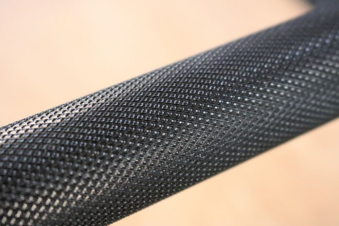 Rogue Ohio Power Bar Knurling