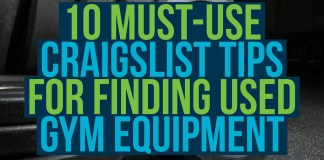 10 Must-Use Craigslist Tips for Finding Used Gym Equipment