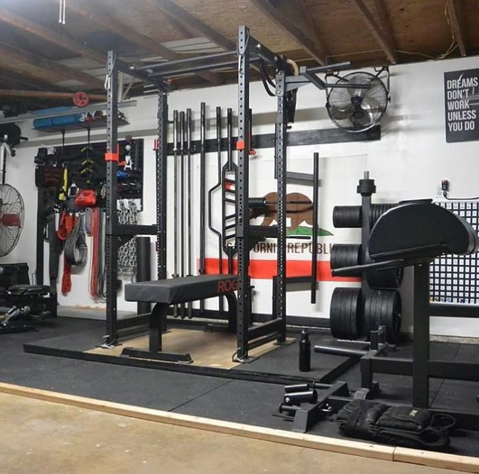 Step into joe s gray matter lab garage gym