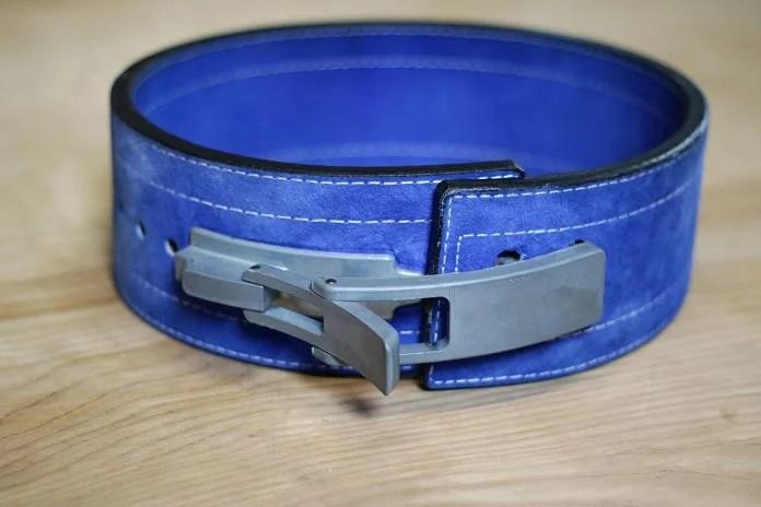Inzer lever belt review garage gym lab