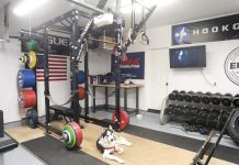 Liam Connolly Garage Gym