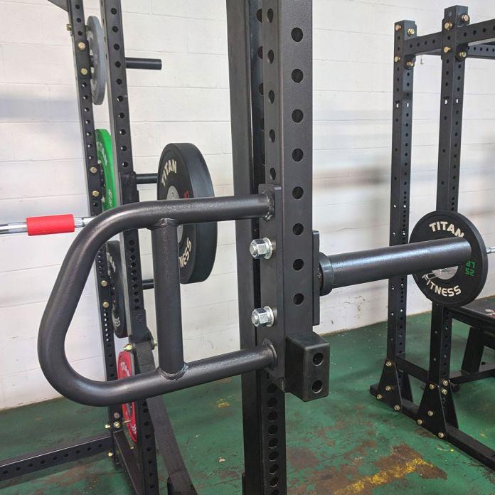 Titan Fitness Lever Arm Handle Garage Gym Lab