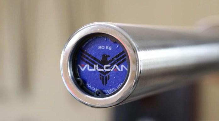 Vulcan Stainless Steel Power Bar End Cap