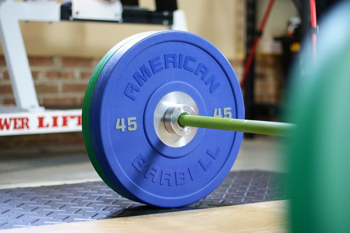 American Barbell Urethane Angle 3 Garage Gym Lab