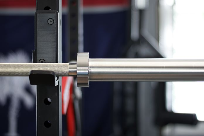 Kabuki Strength Power Bar - Sleeve Garage Gym Lab