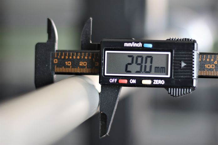 American Barbell Mammoth Bar - Shaft Diameter