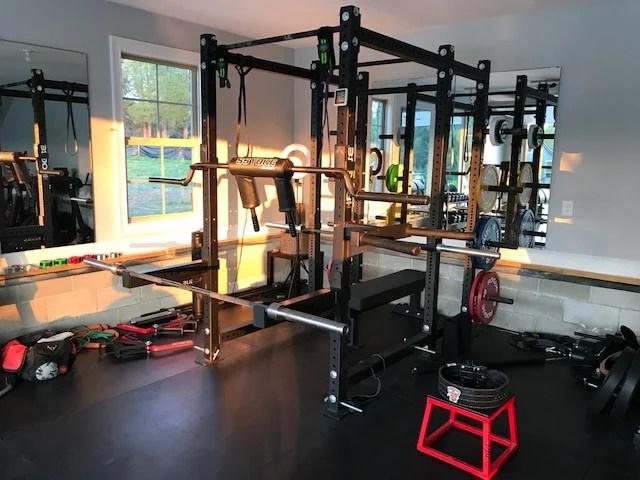 Catie's Garage Gym 4 - Garage Gym Lab
