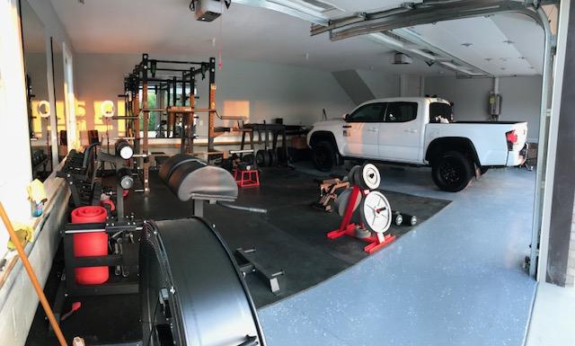 Catie's Garage Gym 3 - Garage Gym Lab