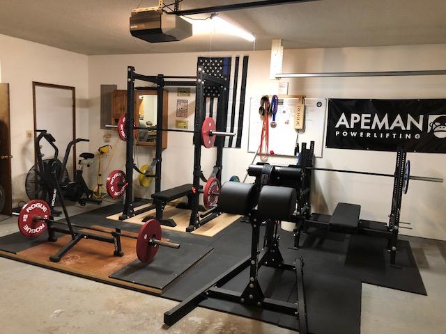 Cort's Garage Gym Garage Gym Lab