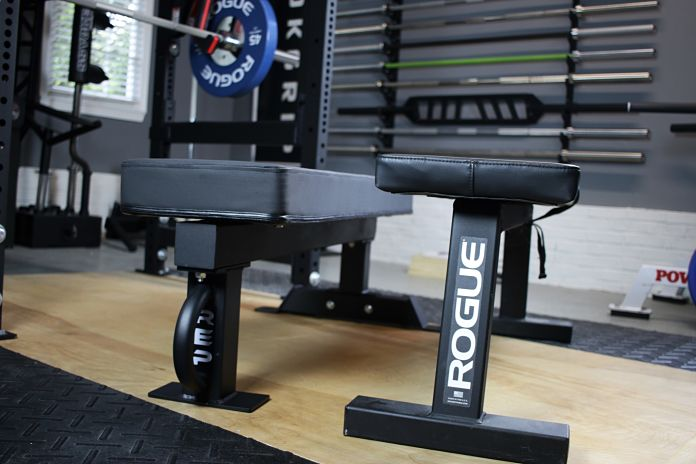 Rep Fitness FB-5000 vs Rogue 2 Garage Gym Lab