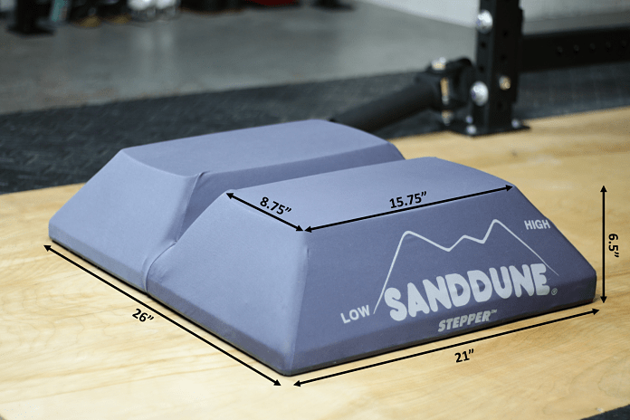 Sanddune Measurements Garage Gym Lab