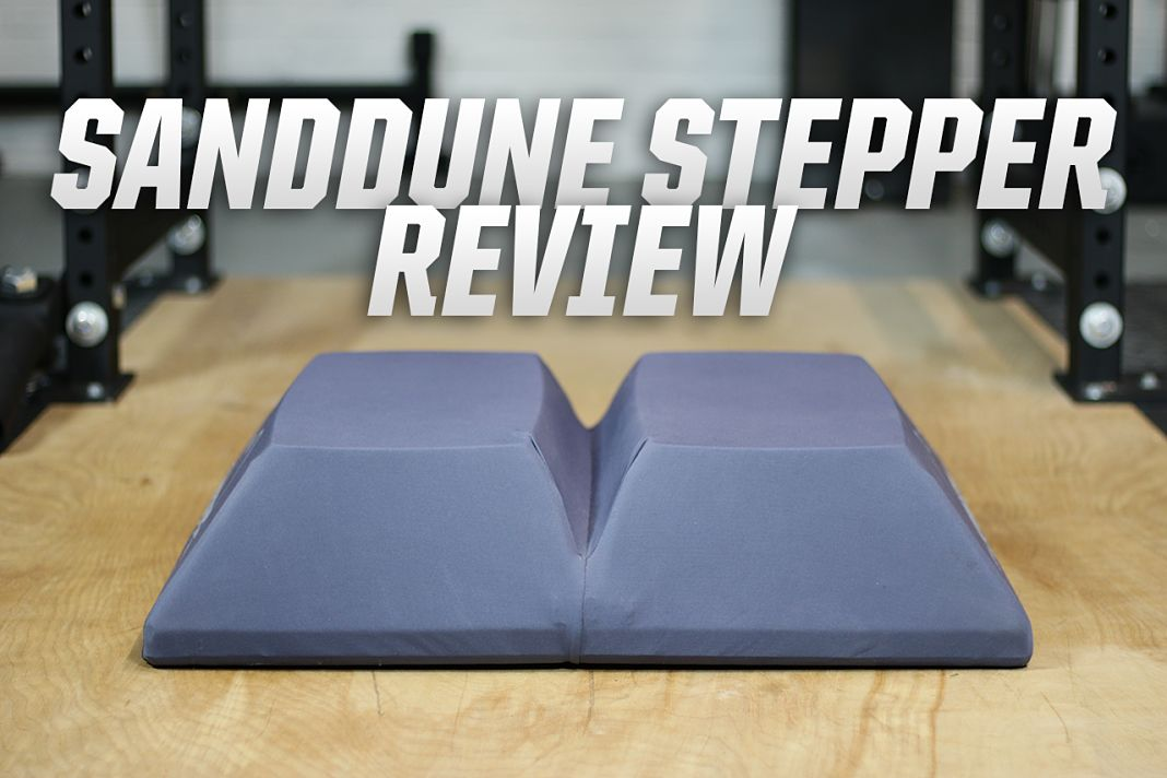 Sanddune stepper review garage gym lab