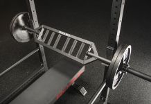 Rogue Fitness Swiss Bar - Garage Gym Lab