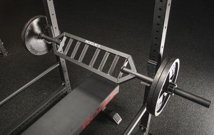 Rogue Fitness Swiss Bar - Garage Gym Lab