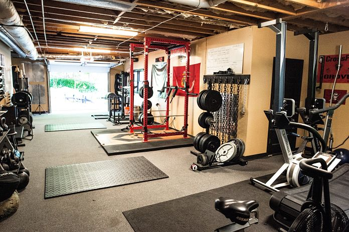 RoveFit 2 - Garage Gym Lab