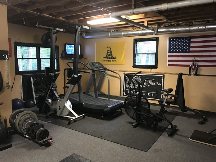 RoveFit 6 - Garage Gym Lab