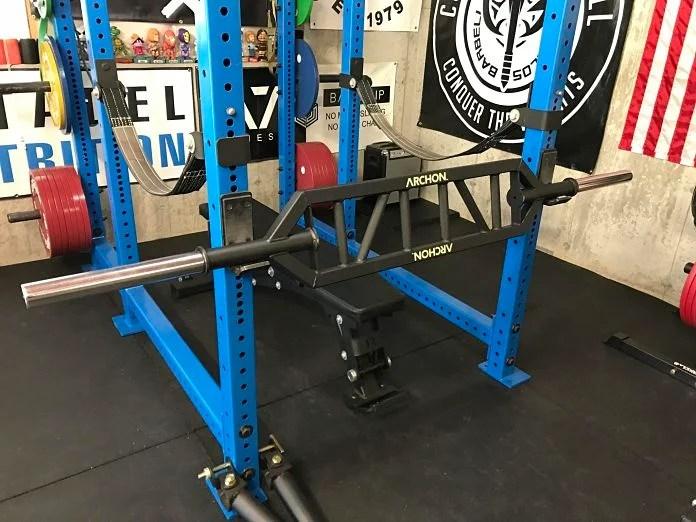 Swiss Bar - Archon - Garage Gym Lab