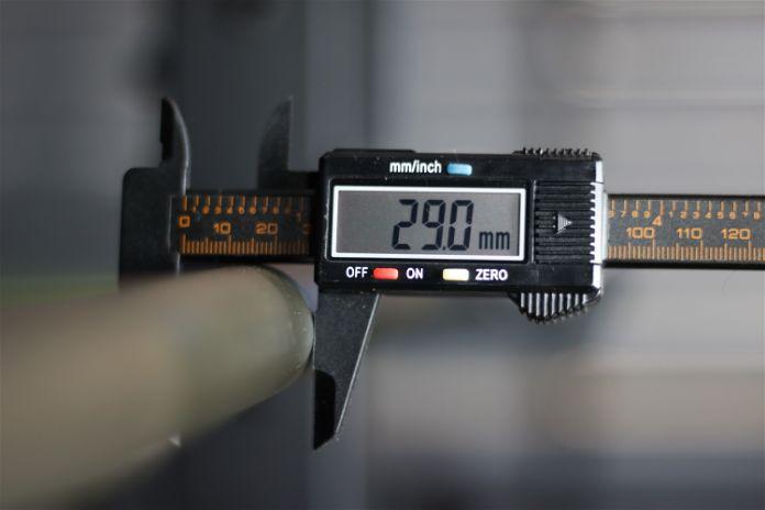 Rep Fitness PowerSpeed Bar Shaft Garage Gym Lab