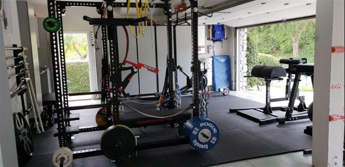 Step into willie s stellar garage gym lab