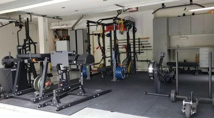 Willie's Stellar Garage Gym 1 Garage Gym Lab