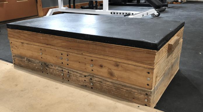 Adjustable Pulling Blocks Cover - Garage Gym Lab