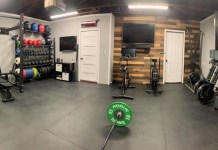 Hector Garage Gym 1 - Garage Gym Lab