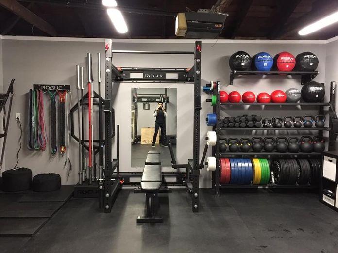 Hector Garage Gym 4 - Garage Gym Lab