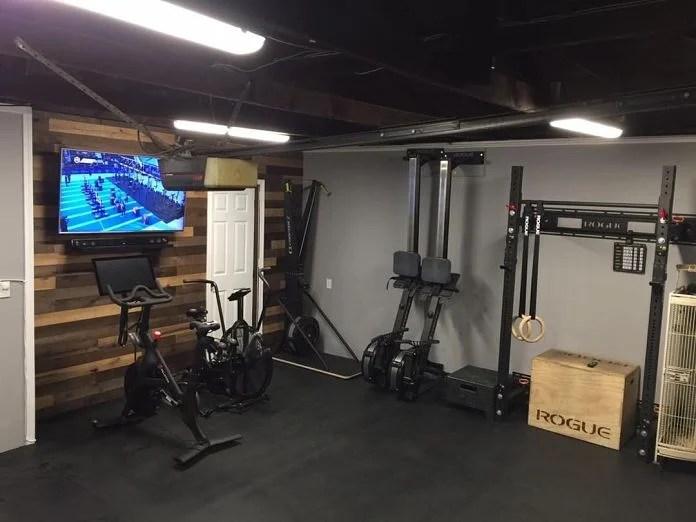 Hector Garage Gym 5 - Garage Gym Lab