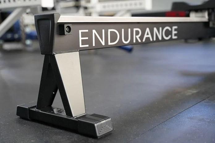 Body Solid R300 Rower - Rail 2 - Garage Gym Lab