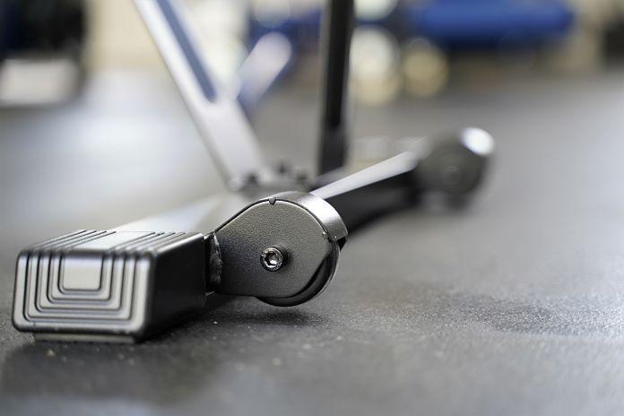 Body Solid R300 Rower - Wheels - Garage Gym Lab